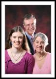 Martha, Bill and Katherine
