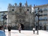 Arco de Santa Maria in Burgos
