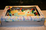 Cake from Schubert's Bakery