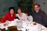 Kathy, Susan, and Mark