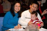 Alina, Tony, and their son Brendan