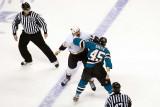 Anaheim Ducks vs. San Jose Sharks - March 21, 2008