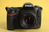 Nikon D300 with Nikkor 1,8/50mm AF
