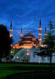 Blue Mosque IV
