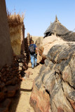 Inga...lost in a Dogon Village