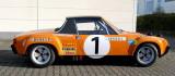 1971 Porsche 914-6 GT, sn 914.143.0141 Factory, 2010/2011 Sold Euro €?
