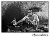 Making of a Jalebi