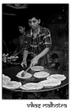 Making Rotis
