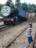 Thomas meets Charlie