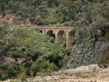 Viaduct on the Zig Zag Railway