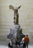 Nike of Samothrace - c. 190 BC  Louvre. jpg