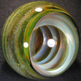 The vortex is so, SOOOO deep, with beautiful fumed ribs spiraling down into the depths, WOW!!
