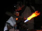 2008 World Flameoff and Best Bead Show in Tucson