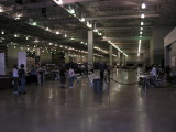 The convention hall it was held in was HUGE!