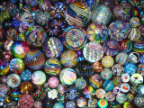 This is a picture of Makito Wakabayashi's colorful collection, sweet!