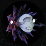 John Kobuki & Bob Snodgrass: Skull Candy Size: 1.63 Price: SOLD