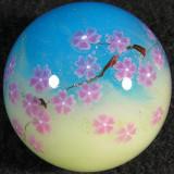 Cherry Blossom Sunday Size: 1.33 Price: SOLD
