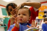 Luis 1st Haircut