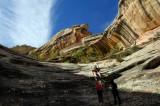 White Canyon Climb