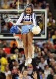 North Carolina Tar Heels Cheerleaders