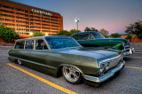1963 Chevy Wagon & 1951 Chevy Fastback