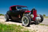 Steve's 1932 Ford Roadster