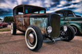 1932 Ford Hi Boy Sedan
