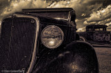 1934 Ford Duotone