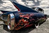 1960 Cadillac - Rust Damage