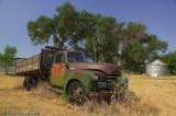 47-53 Chevy Farm Truck, near Bridgeport, NE