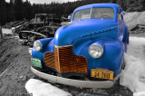 40 Chevy, Uncle Charlie's Farm