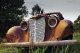 1935 Hupmobile Model 518-D