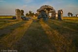 Carhenge - Sun Pathes
