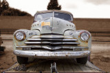 47 Chevy with Sepia Background