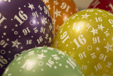 Balloons ISO3200 on new EOS 7D !