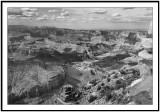 Grand Canyon Panorama Mono