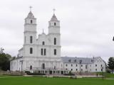 Aglona basilique - the main Catholic temple in Latvia