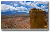 Chimney Rock Pre Storm (Ghost Ranch, NM)