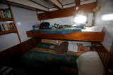 Our room for 12 days