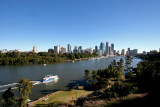 Stopover in Brisbane on way to PNG