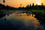 Angkor Wat, West Wall