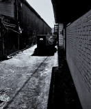 Alley in Gangland