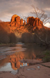 Sunset, Cathedral Rock