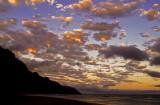 Sunrise, Kee Beach