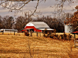 West Tennessee Barn