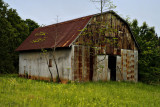 Barn in Northeast Mississippi