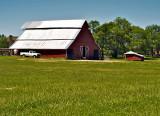 Franklin, Tennessee Barn