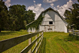 Barn in West Tennessee