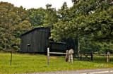 Barn in Black
