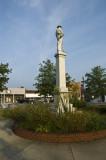Statue in Jacksonville's Square